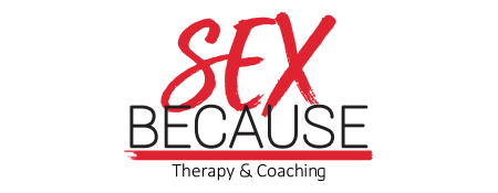 Sex Because Logo